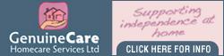 Genuine Care Homecare Services